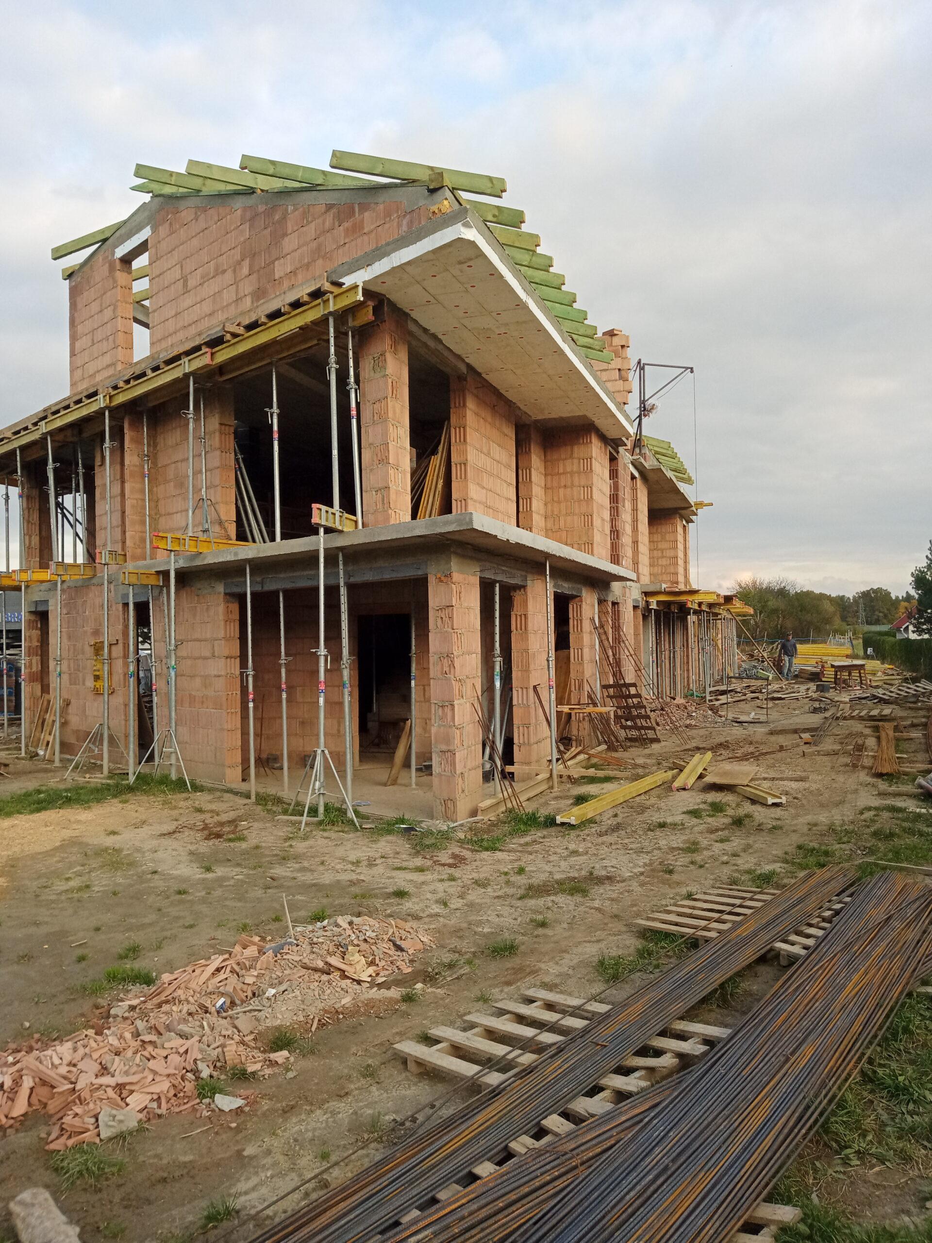 Dziennik budowy - 27.10.2020